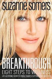 suzanne somers hair cut breakthrough eight steps to wellness by suzanne somers