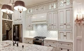 Subway Tile Backsplash For Kitchen Front Entry Doors Kitchen Traditional With Artistic Tile