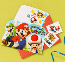 mario wrapping paper mario party supplies mario birthday ideas party city