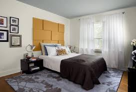 glamorous canvas as headboard gallery best idea home design