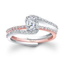 white gold bridal sets barkev s gold bridal set 7907stw