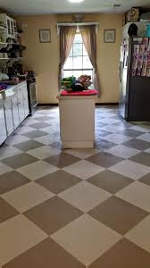 Laminate Flooring Paint The Virtuous Wife How I Painted My Linoleum Floors