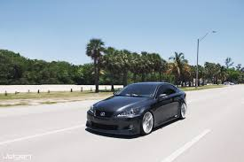stanced lexus is250 lexus is250 velgen wheels vmb5 matte silver