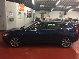 volvo v60 2 0 d4 vor 5dr manual for sale in liverpool owens