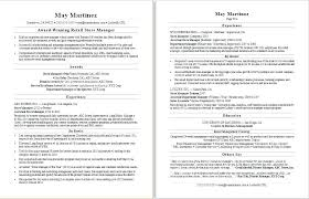 career change resume career resume exles sle resume for a retail manager career
