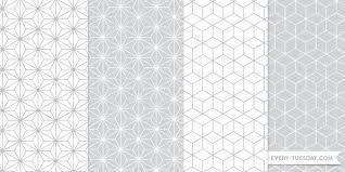 pattern from image photoshop freebie geometric photoshop patterns