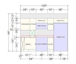 home design dimensions typical kitchen dimensions home design