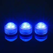 20pcs lot mini waterproof submersible led small battery operated