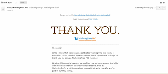 Thanksgiving Mail To 8 Often Overlooked Opportunities To Authentically Thank Your