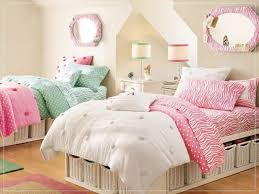 Small Bedroom For Two Girls Teenage Bedroom Ideas Wall Colors Seasons Of Home Room Decor