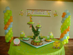 forest animal baby shower cake cakecentral com