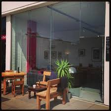 Urban Kitchen Birmingham - outside picture of urban cafe bar kitchen birmingham