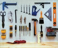 garage organization ideas pegboard remicooncom