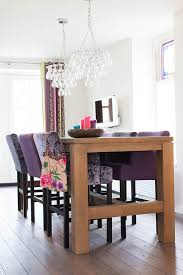 Houzz Dining Chairs Creative Ideas For Home Diy Dining Room Contemporary With Purple