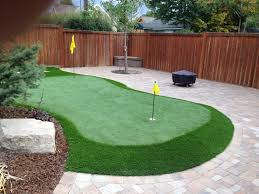 salt lake city backyard putting greens utah putting green designer