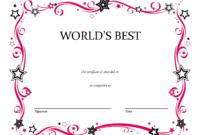 free softball certificate templates 5 u2013 best u0026 high quality