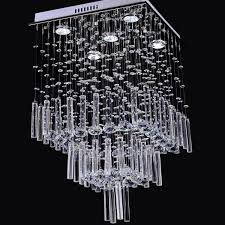 Crystal Chandeliers Compare Prices On Silver Crystal Chandeliers Online Shopping Buy