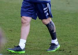 Lionel Messi Leg Oh Lionel What A Messi Iol Sport