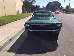 1965 ford mustang for sale in california 1965 ford mustang for sale classiccars com cc 1031038