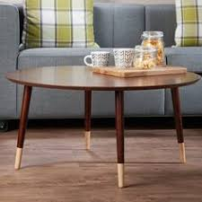ink ivy blaze brown triangle wood side table ink ivy blaze brown triangle wood coffee table tables pinterest