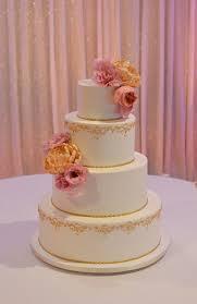 wedding cake gold custom wedding cakes honey crumb cake studio seattle bakery