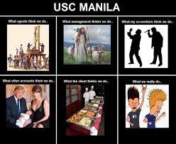 Doakes Meme - what we do meme usc manila dexter s lab