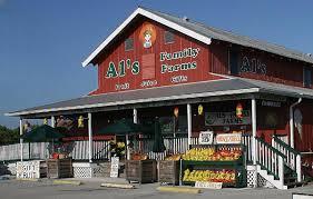 Red Barn Restaurant Al U0027s Family Farms Florida Grapefruit Navel Oranges Indian River