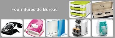fournitures bureau fournitures et articles de bureau à commander setico