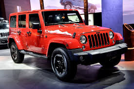 rubicon jeep red jeep u0027s new wrangler unlimited rubicon stealth study and x special