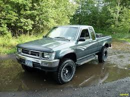 toyota pickup 4x4 cp mike 1992 toyota pickup sr5 4x4 v6 cb7tuner forums