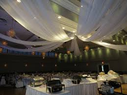 ceiling draping wedding ceiling draping rental photos