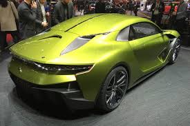 citroen sports car super charged ds e tense gt concept revealed by car magazine