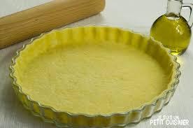 recette de la pâte à tarte sans beurre pâte à tarte à l huile d