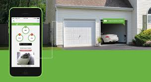 controlling your garage door by using smart and easy app in your www gogogate com