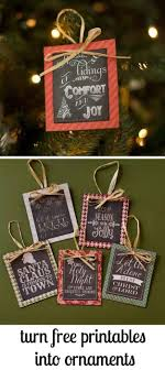 35 spectacularly easy diy ornaments for your tree diy