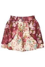 100 floral shorts womens womens dress floral summer beach