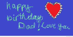 greetings happy birthday dad
