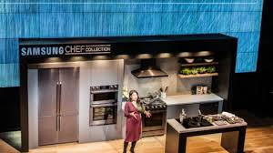 samsung connects everything in your kitchen