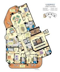 luxury condo floor plans pictures luxury floor plans with pictures free home designs photos