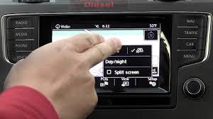 auto manual repair 2000 volkswagen golf navigation system mk7 vw golf tdi discover media gps navigation radio system review