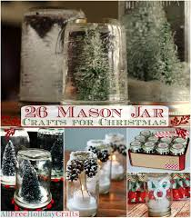 35 mason jar crafts for christmas