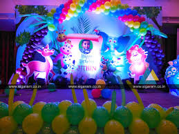 jungle themed birthday party jungle themed birthday party decoration annamalai hotel