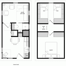 cabin floor plans free house plans and home designs free archive small two story