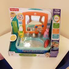 fisher price let s get ready sink bn fisher price laugh and learn let s get ready sink babies kids