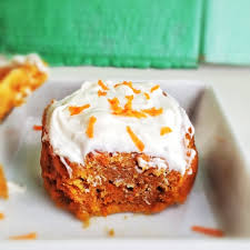 single serving carrot cake mix it up cakes cupcakes u0026 pies