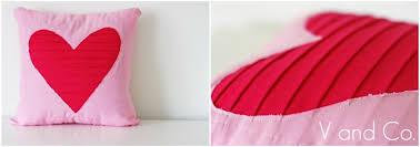 cucire un cuscino come fare cuscino con cuore tutorial