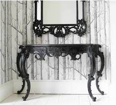Black Console Table Sassy Boo Large Black Console Table French Style Console Tables