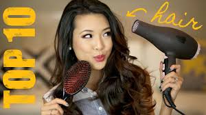must have hair my top 10 must have hair products youtube