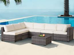 How To Restore Wicker Patio Furniture - outdoor wicker furniture recovery steps furniture ideas and decors