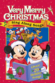 merry sing along songs disney